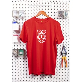 T-shirt officiel Raspberry Pi