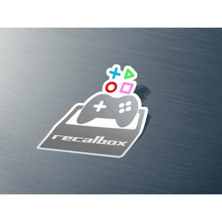 Sticker officiel Recalbox