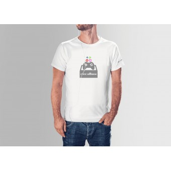 T-shirt officiel Recalbox