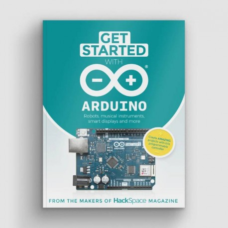 """Guide officiel """"Get Started with Arduino"""""""