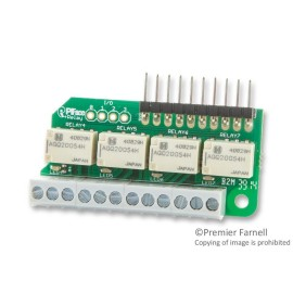 PIFACE RELAY EXTRA - EXTENSION DE RELAY+