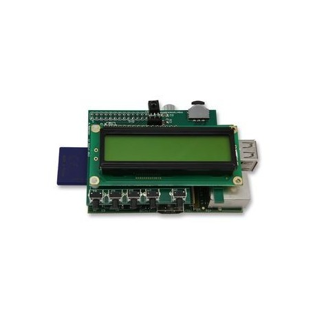 PIFACE CONTROLE LCD RPI I/O CARTE AVEC AFFICHEUR LCD