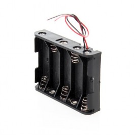 Support de batterie 5 x AA