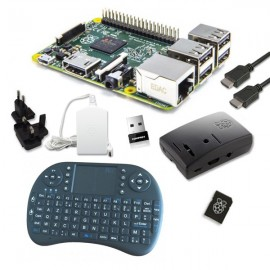Kit Média Center Pi2