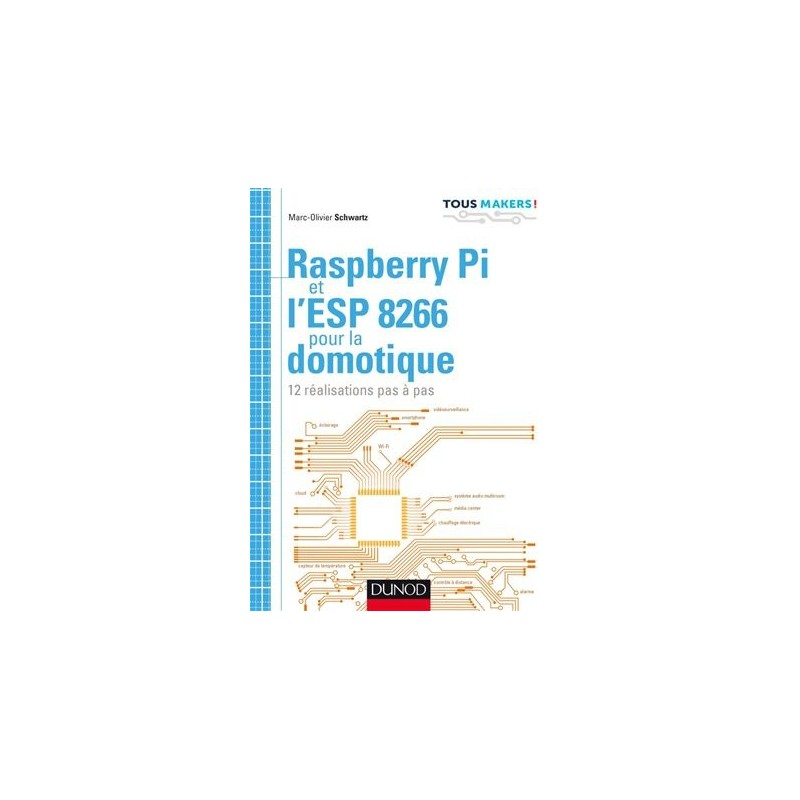 raspberry pi et l 39 esp 8266 pour la domotique kubii. Black Bedroom Furniture Sets. Home Design Ideas