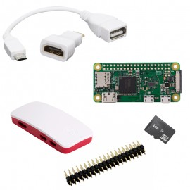 Kit Pi Zero W Plus
