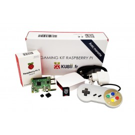 Kit Gaming Raspberry PI 3