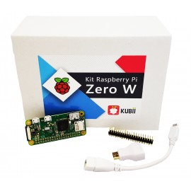 Kit Pi Zero W Essentials