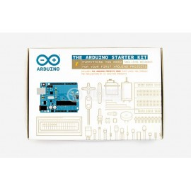 Starter Kit Arduino Version Anglaise