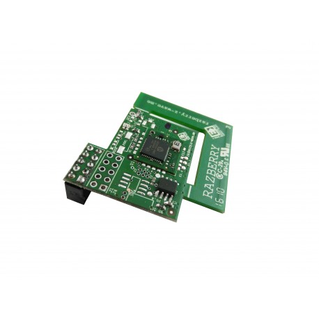 Carte d'extension RaZberry v2 Z-Wave.Me