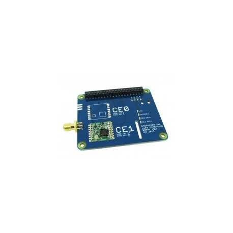 Carte d'extension Raspberry Pi + LoRa avec module radio