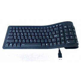 Clavier Flexible USB - AZERTY