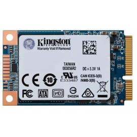 SSD Kingston UV500 480Go mSATA Série ATA III SUV500MS/480G