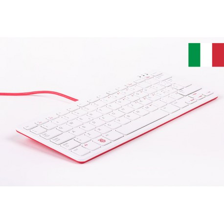 Clavier QWERTY Italia