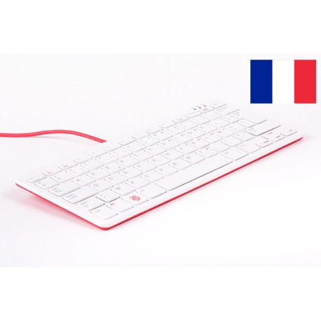 Clavier Officiel Raspberry Pi AZERTY
