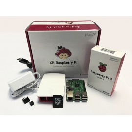 Starter Kit Officiel Pi3