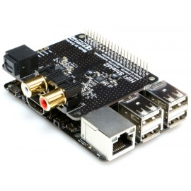 Carte audio HiFi Shield 2 pour Odroid