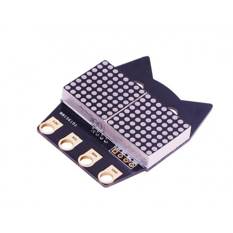 LED: module de matrice de points binaires pour micro: bit