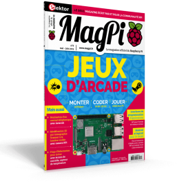 Magpi n°8 (mai- juin 2019) Version FR