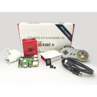 Kit Gaming Raspberry PI 3 Modèle B+