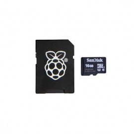 Carte micro SD Noobs pour Raspberry Pi 4 - 16GB, 32GB & 64GB