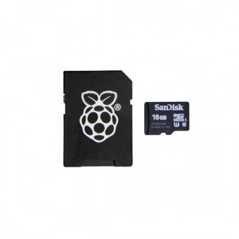 Carte micro SD Noobs pour Raspberry Pi 4 - 16GB & 32GB
