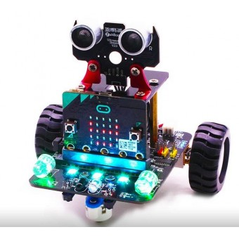 Robot Voiture programmable Infrarouge & Bluetooth