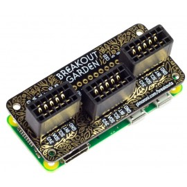 Carte Mini Breakout garden pour Raspberry Pi