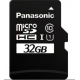 Carte officielle micro-SD NOOBS 32GB classe A1 Panasonic