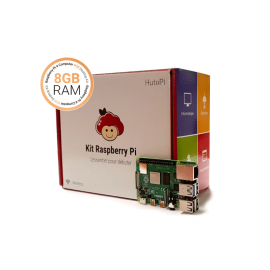 Starter Kit Raspberry Pi4 - 8GB