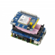 Alimentation sans interruption UPS HAT pour Raspberry Pi - 5V