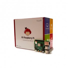Starter Kit Raspberry Pi4 - 4GB