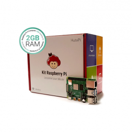 Starter Kit Raspberry Pi4 - 2GB