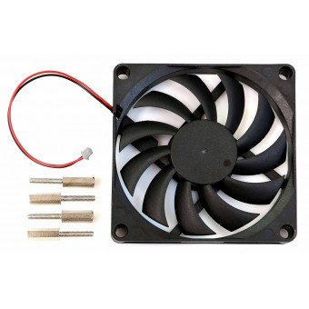 Ventilateur 80x80x10.8mm