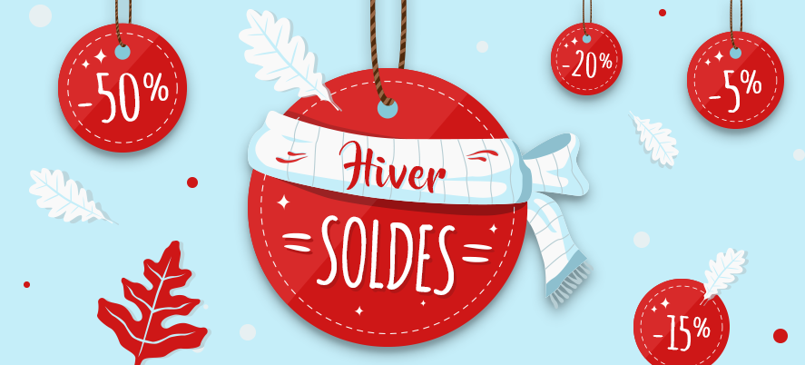 Solde Hiver 2018